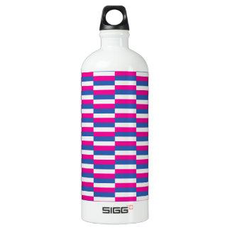 Rectangles Water Bottle