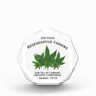 marijuana award