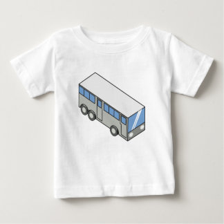 Rectangular bus baby T-Shirt