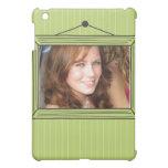 Rectangular handdrawn picture frame iPad mini cases