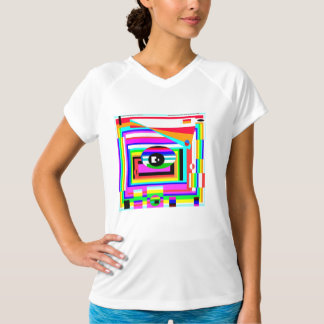 Rectangular-ied Rainbows © 2013 James Warren T-Shirt