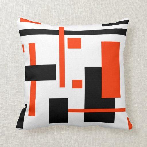 Rectangular Pattern 16 Throw Pillows