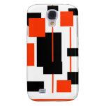 Rectangular Pattern 18 Samsung Galaxy S4 Case