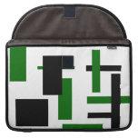 Rectangular Pattern 37 Sleeve For MacBooks