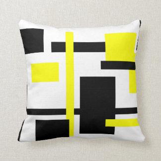 black rectangle pillows decorative throw pillows zazzle. Black Bedroom Furniture Sets. Home Design Ideas