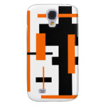 Rectangular Pattern 47 Galaxy S4 Cases