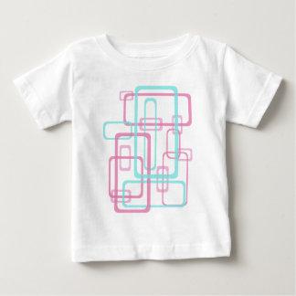 Rectangular Sherbet Baby T-Shirt