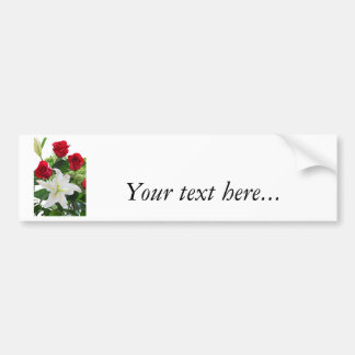 Rectangular sticker with space for your message