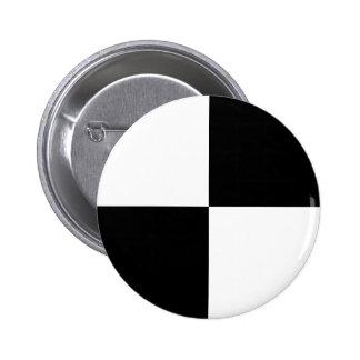 Rectángulos blancos y negros pins