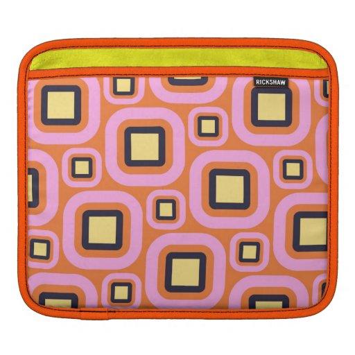 Rectángulos modernos 23 de Eames Fundas Para iPads