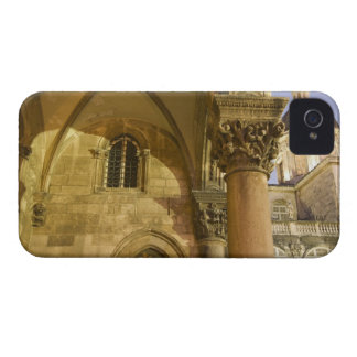 Rector s Palace Arches with Dubrovnik Cathedral Case-Mate Blackberry Case