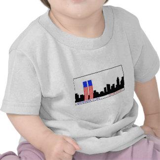 Recuerde 9-11-01 camisetas