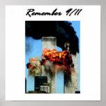 Recuerde 9/11 poster