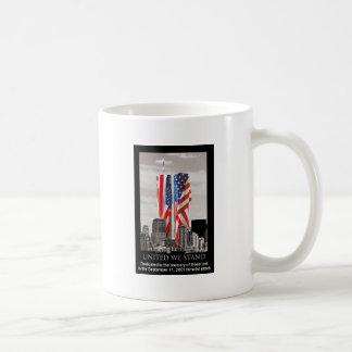 Recuerde 9/11 tazas