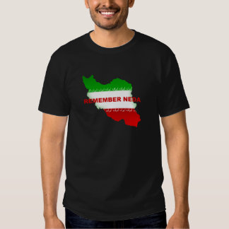 Recuerde a la NEDA Camisas