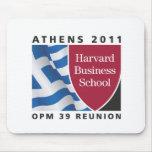Recuerde Atenas cuando usted hace actividades banc Tapetes De Ratones