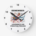 Recuerde: El aprendizaje es una sinapsis de proces Relojes