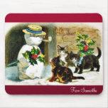 Recuerde el navidad alfombrilla de ratones