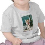 Recuerde el navidad camisetas