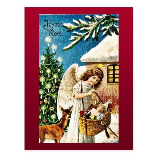 Recuerde el navidad postal