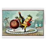 Recuerde el navidad tarjeta