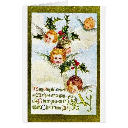 Recuerde el navidad tarjeta de felicitación