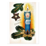Recuerde el navidad tarjeta postal