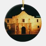 Recuerde el ornamento de Álamo Ornaments Para Arbol De Navidad