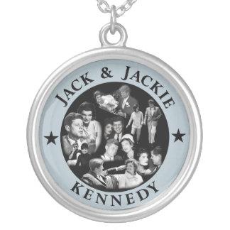 Recuerde Jack y a Jackie Kennedy Colgantes