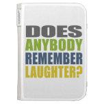 ¿Recuerde la risa?