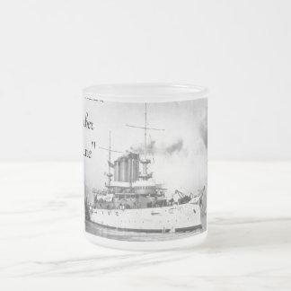 Recuerde la taza de café de Maine