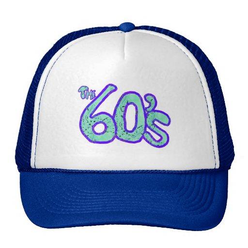 Recuerde los años 60 gorra