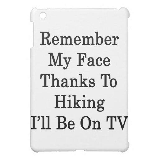 Recuerde mis gracias de la cara caminar a mí estar