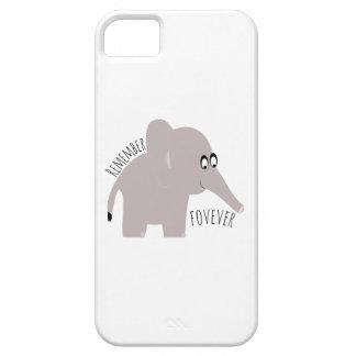 Recuerde para siempre iPhone 5 Case-Mate carcasas