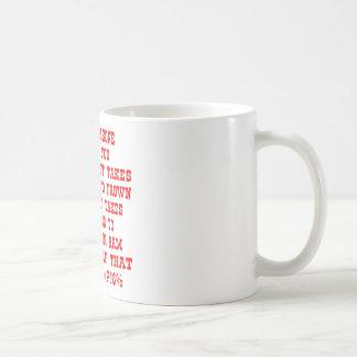 Recuerde que lleva solamente cuatro músculos la Pe Taza De Café