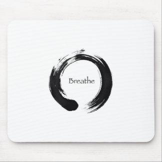¡Recuerde respirar! Alfombrillas De Raton