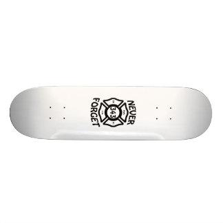 Recuerde siempre los el 11 de septiembre, y 343 skate board