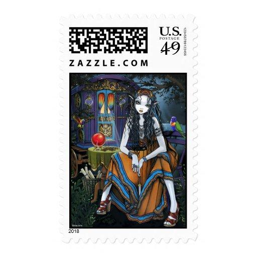 Recuérdeme los sellos gitanos bohemios