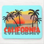 Recuerdo de California Alfombrilla De Ratones