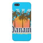 Recuerdo de ciudad de Panamá iPhone 5 Protectores