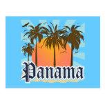 Recuerdo de ciudad de Panamá Postal