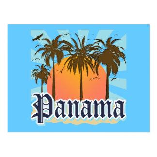 Recuerdo de ciudad de Panamá Tarjetas Postales