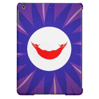 Recuerdo de la bandera de Rapanui Funda Para iPad Air
