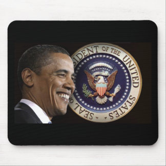 Recuerdo de la inauguración de Obama Tapete De Ratones
