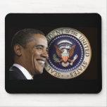 Recuerdo de la inauguración de Obama Tapetes De Raton