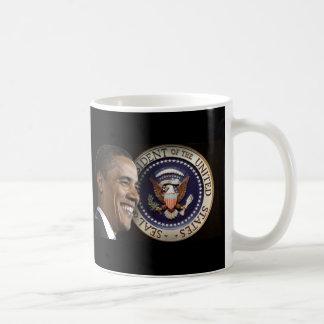 Recuerdo de la inauguración de Obama Taza Básica Blanca