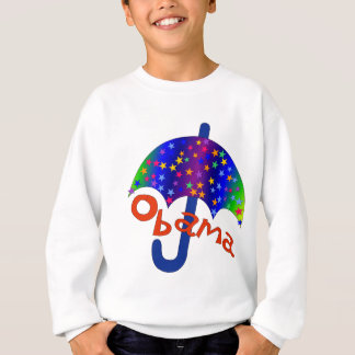 Recuerdo de la inauguración del paraguas de Obama Sudadera