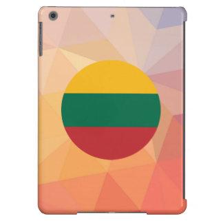 Recuerdo de Lituania Funda Para iPad Air