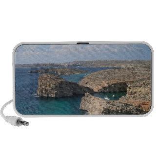 recuerdo de Malta Altavoces De Viajar