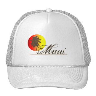 Recuerdo de Maui Hawaii Gorras De Camionero